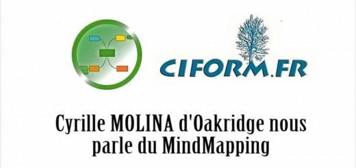 Cyrille Molina de Oakridge nous parle du Mind Mapping